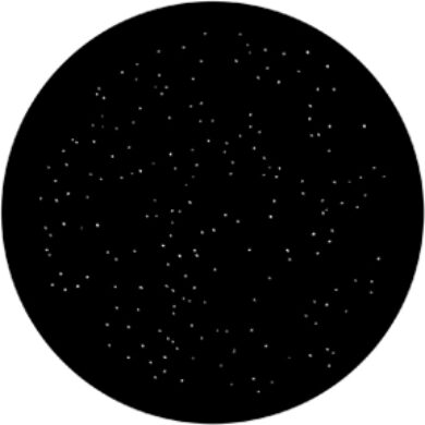 gobo 79005 - Night Sky 1(79005)