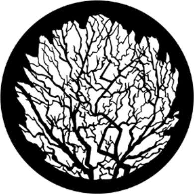 gobo 79119 - Winter Tree 2(79119)