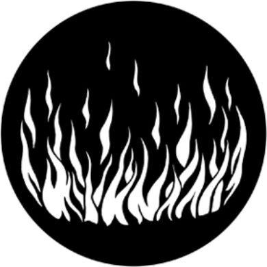 gobo 79171 - Flames 5(79171)