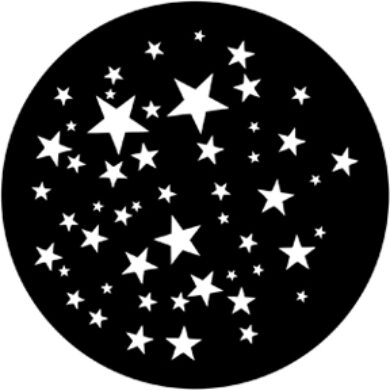 gobo 79225 - Stars 11(79225)