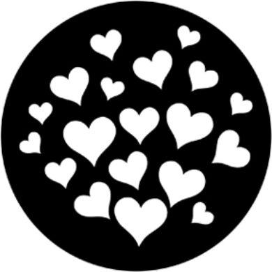 gobo 79651 - Valentine(79651)