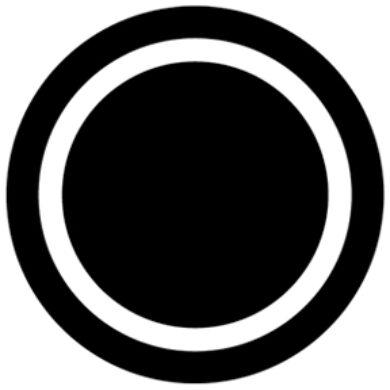 gobo 81115 - Circle Outline(81115)