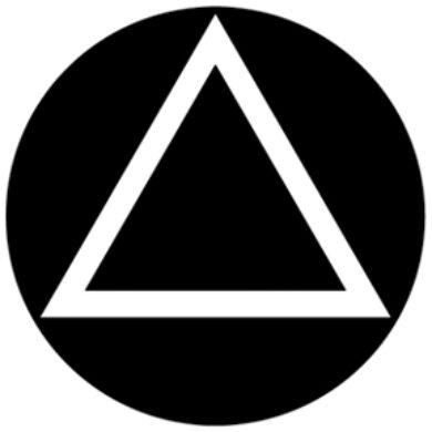 gobo 81117 - TRiangle Outline(81117)