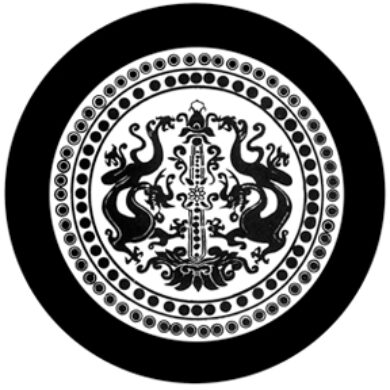 gobo 81169 - Dragon Crest(81169)
