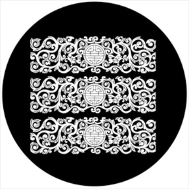 gobo 81170 - Lacquer Relief(81171)