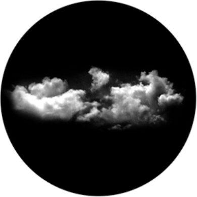 gobo 81182 - Wide Cloud(81182)