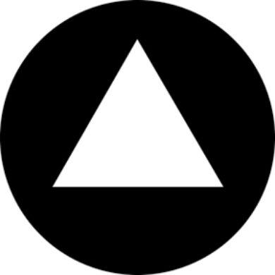 gobo 81188 - Open Triangle(81188)