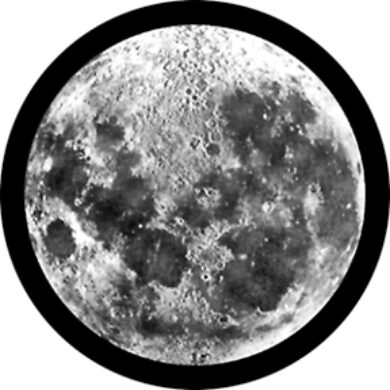 gobo 82700 - Moon Glass(82700)