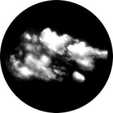 gobo 82701 - Cumulus Glass(82701)