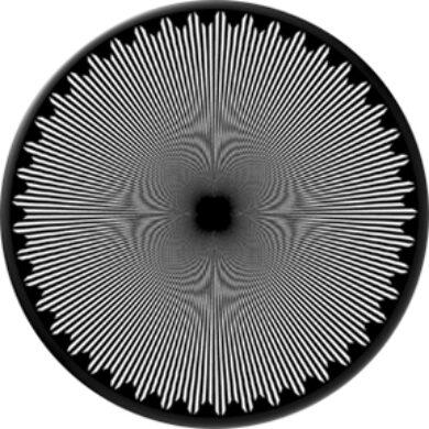 gobo 82714 - Radial Cog(82714)