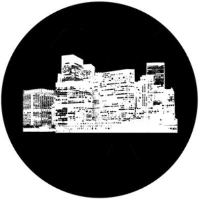 gobo 82735 - Cityscape 3(82735)