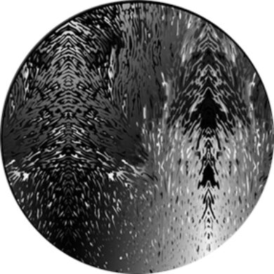 gobo 82751 - Lava Flow(82751)
