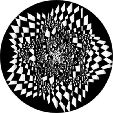 gobo 82762 - Star Spasm 2(82762)