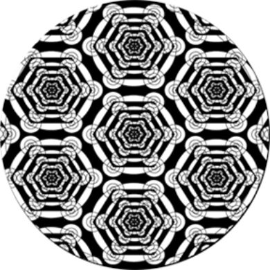 gobo 82773 - Hexoscope(82773)