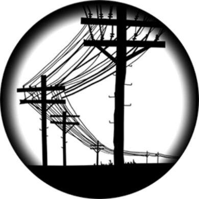 gobo 82781 - Tele Lines(82781)