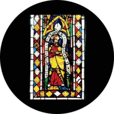gobo 86675 - Comedia Stained Glass  (86675)
