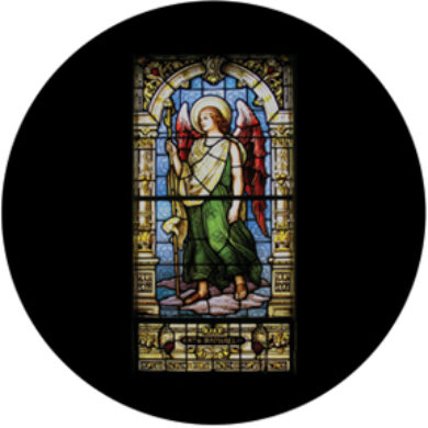 gobo 86677 - Raphael Stained Glass(86677)