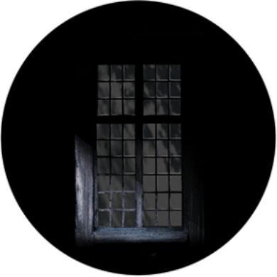 gobo 86694 - Gloomy Windiw(86694)