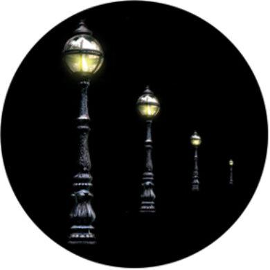 gobo 86697 - Street Lights(86697)