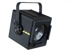 GHR 1000-Bodové svítidlo s fresnelovou čočkou. Fóliový rámeček v ceně.