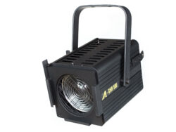 GHR 500 - Spot fixture with fresnel lens. Filter frame included in the price