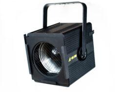 GHR 2000 - bodové svítidlo s fresnelovou čočkou-fóliový rámeček v ceně