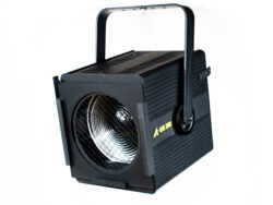 GHR 2000-Spot fixture with fresnel lens. Filter frame included in the price