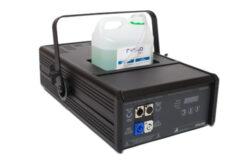 Výrobník mlhy AFM 2000-Nový výrobník mlhy firmy Art Lighting Production je koncipován se zřetelem na spolehlivost a univerzálnost.  Při konstrukci výrobku jsme věnovali pozornost spoustě detailů, které by měli zjednodušit a zefektivnit používání v praxi.