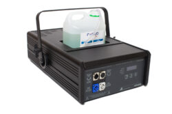 AFM 2000-The new fog machine of the firm Art Lighting Production is designed with regards to reliability and universal use. During the design of this product we pay attention to many details, which should simplify and streamline the use in practice.