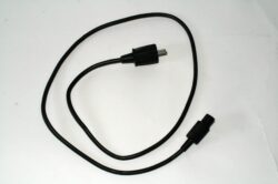 Power Cable - with apparatus plug