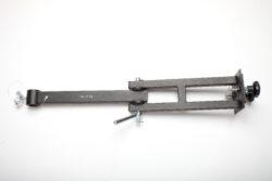 Sestava kl.ramen na dvojité zábradlí ,bez závěsného prvku,d-700mm-typ 0130103+0130105 , jako závěsný prvek lze použít typ 0130106,0130107,0130108.