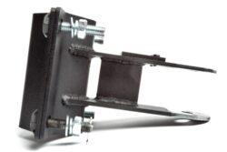 Základ ramene-základ ramene na trubku 45-60mm a zeď
