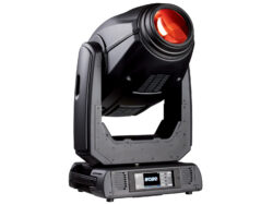 ROBIN DL7S Profile - wireless version - LED intelligent moving light type SPOT by ROBE.