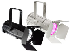 ROBIN ParFect 100 RGBW (black) - LED fixture ParFect by ROBE.