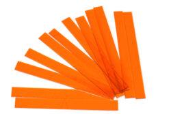 Glass strips set for CHR 500-Orange, 210 x 205 mm