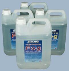 Standard Fog liquid 5l-Refill for fog, Standard Fog liquid, 5L canister.