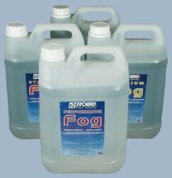 Performance Fog liquid 5l - Refill for fog, Performance  Fog liquid, 5L canister.