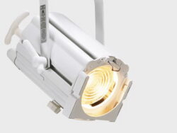 Acclaim Fresnel  6-60  -  White,  GY9.5,  300W, 500W, 650W(12ACFMSWHSCH)
