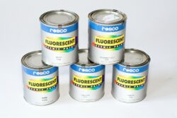 fluor.barva INV modrá,gallon