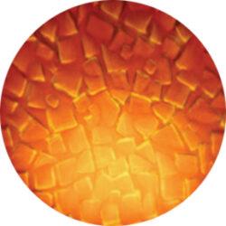 gobo 33302 - Mosaic-Amber