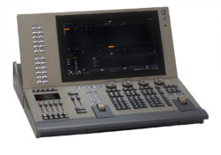Gio @5-Control panel