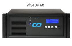 Sever  QUAD-Pandoras Box PK1 Server configuration, Quad Output, Dual Xeon, SSD 480GB Raid 1