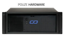 Player pouze HW - Pandoras Box PK1 Player configuration, No Output, Single Xeon, SSD 480GB Raid 1