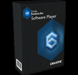 Software Player 1x OUT-Licence pro Pandoras Box Software Player, 1 výstup, neomezený počet grafických vrstev, 4 video vrstvy a 4 ASIO zvukové vrstvy, 1 seqvence.