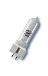1000W, T/19,  240V, GX9,5 - Halogen bulb 1000 W, T/19