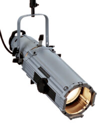 Source Four Zoom 15-30°,Black - Halogen fixture by ETC.