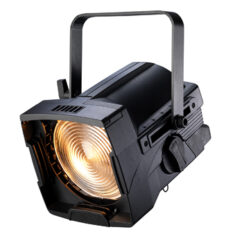 Source Four Fresnel, Black