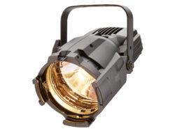 Source 4WRD PAR Fixture Body, Black-LED fixture PAR of the company ETC.
