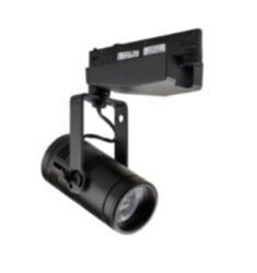 Irideon WLZ Gallery wash light, portable, 3000k w. EU connector, black  (7192A1220)