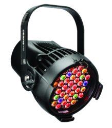 D40 Fire Fixture, Black